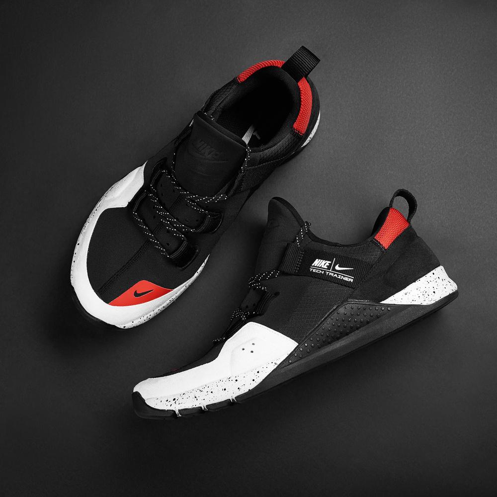 Nike Tech Trainer by Derek Johnson