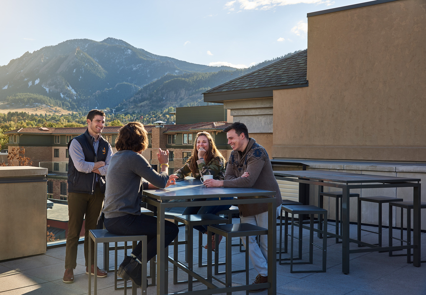 Galvanize | Boulder Campus by Derek Johnson