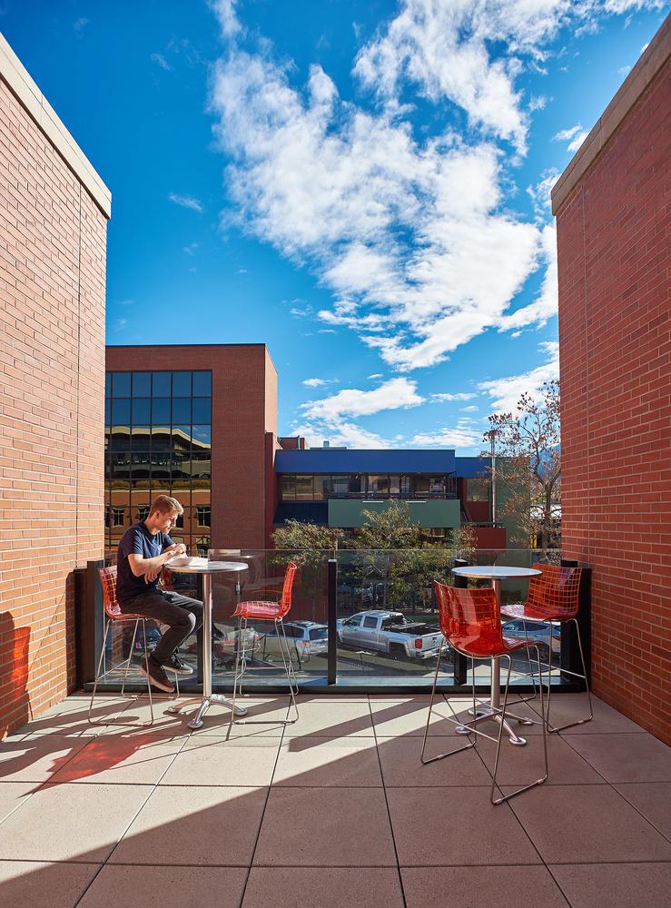Galvanize | Boulder Campus by Derek Johnson