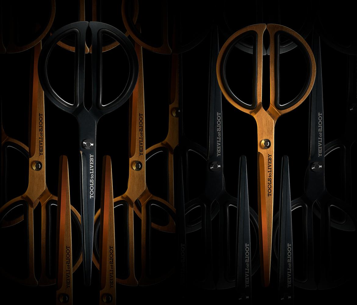 Scissors from ToolstoLiveby by Lars Schalkwijk