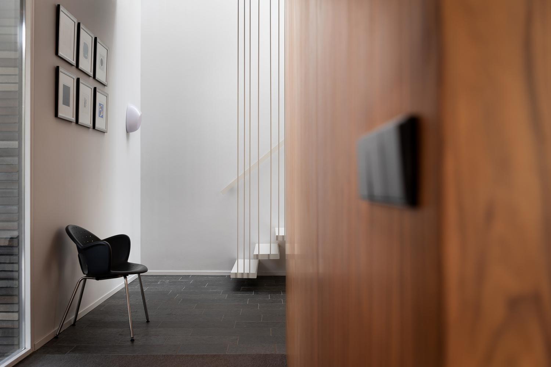 Design house Ijburg-Amsterdam by Lars Schalkwijk