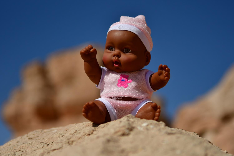 Boy Barbie 2 by Savvas Stavrinos