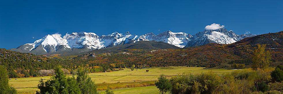 Mt Sneffels by John Freeman