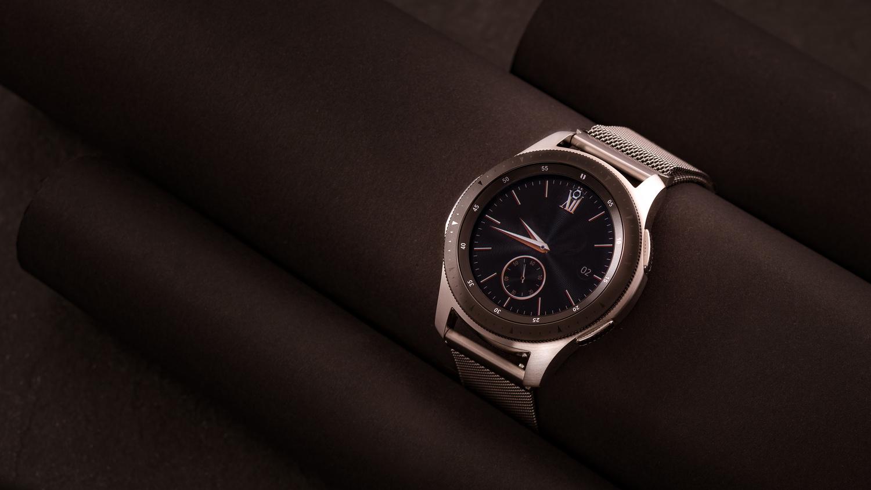 Samsung Galaxy Watch by Matthias Dietrich