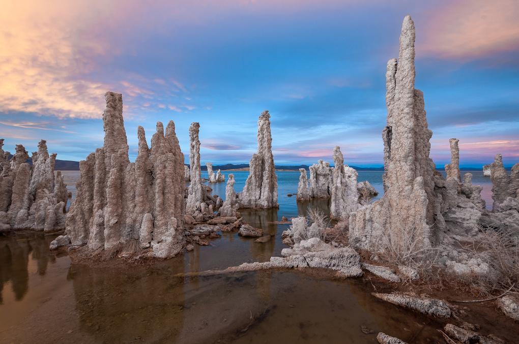 Mono Lake Sunset by Jared Carpenter