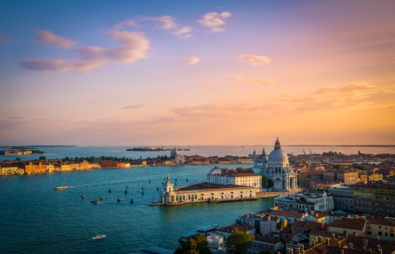 Venice View by Boris Perković