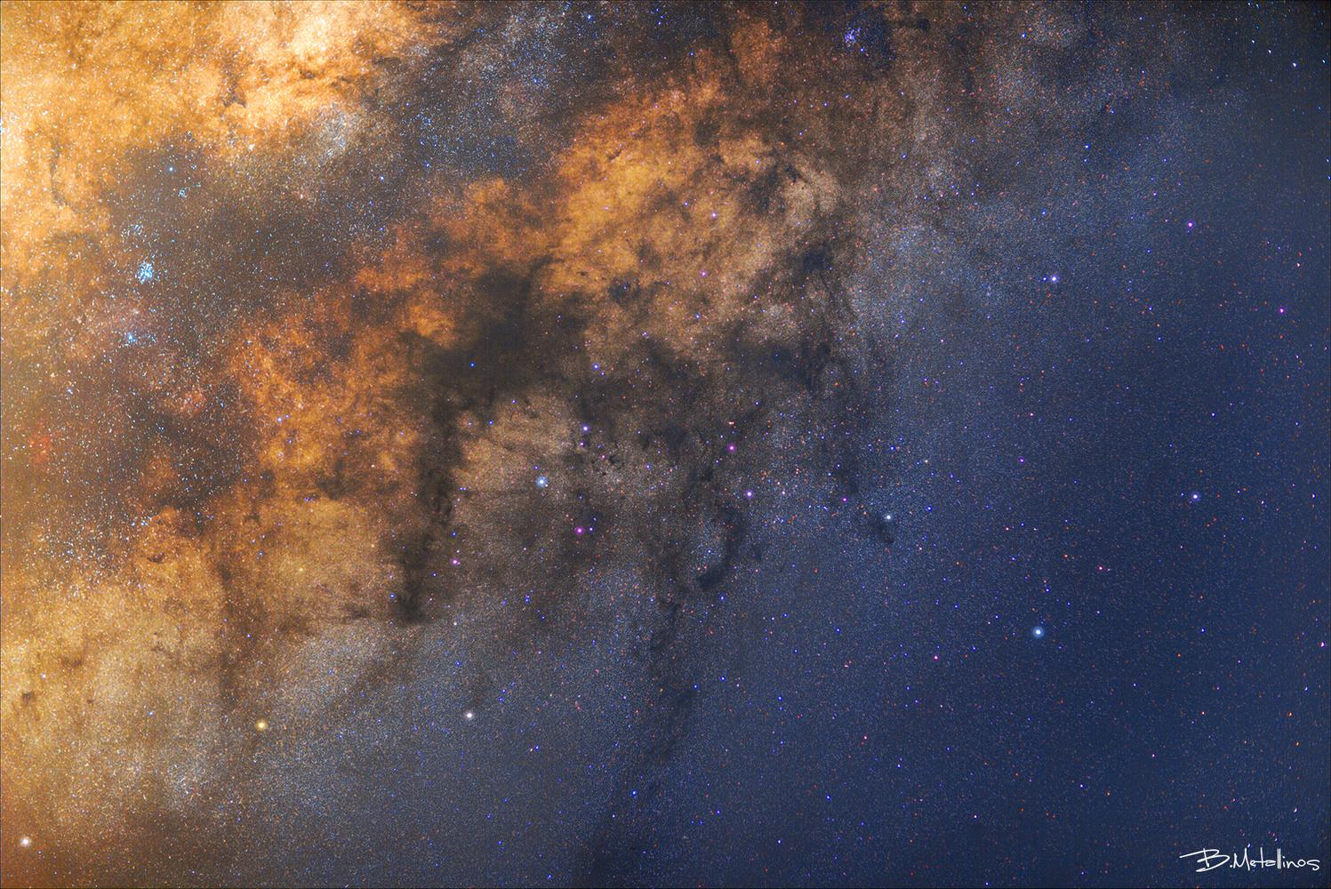 Cosmic Horse by Bill Metallinos