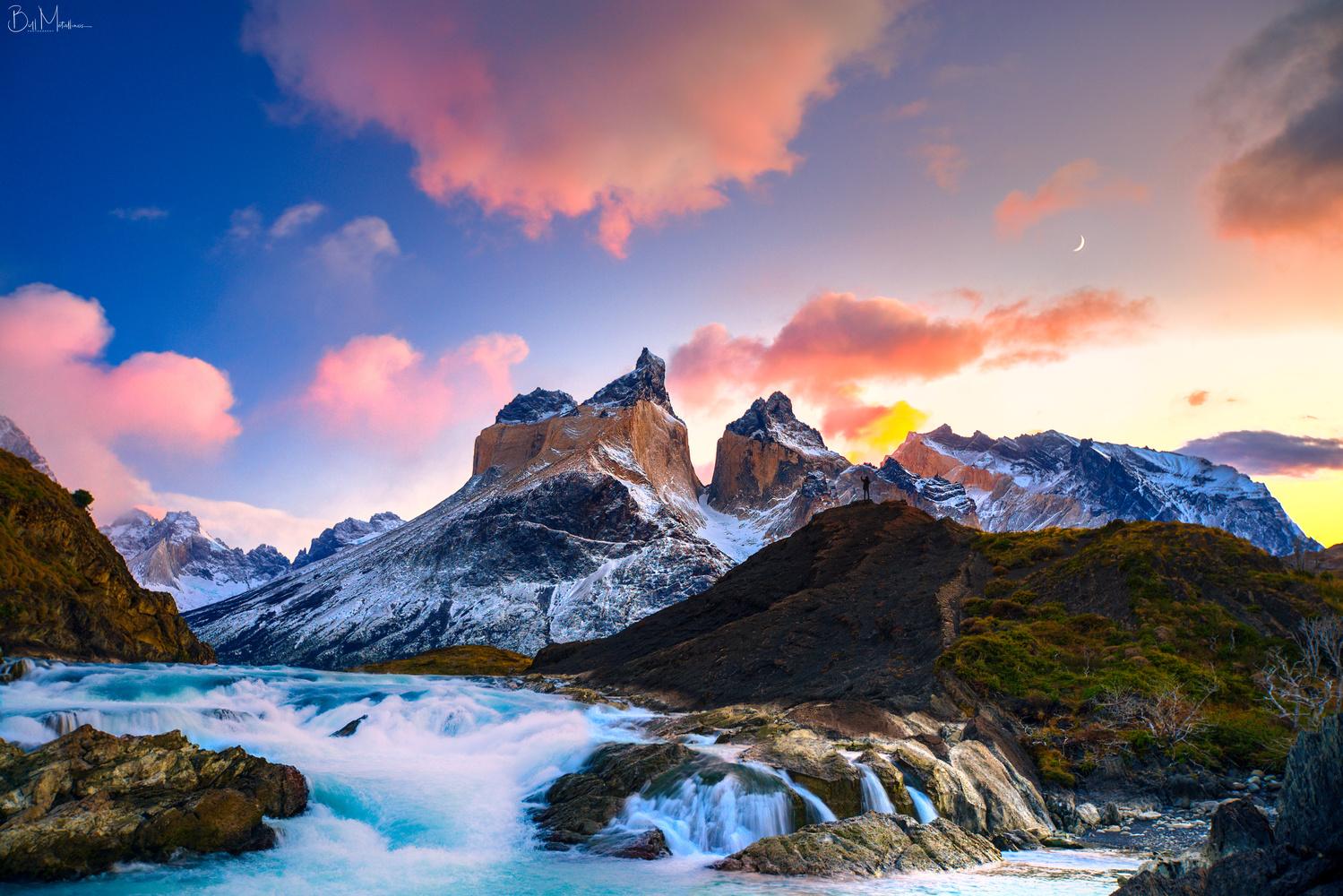 Patagonian Dreams by Bill Metallinos