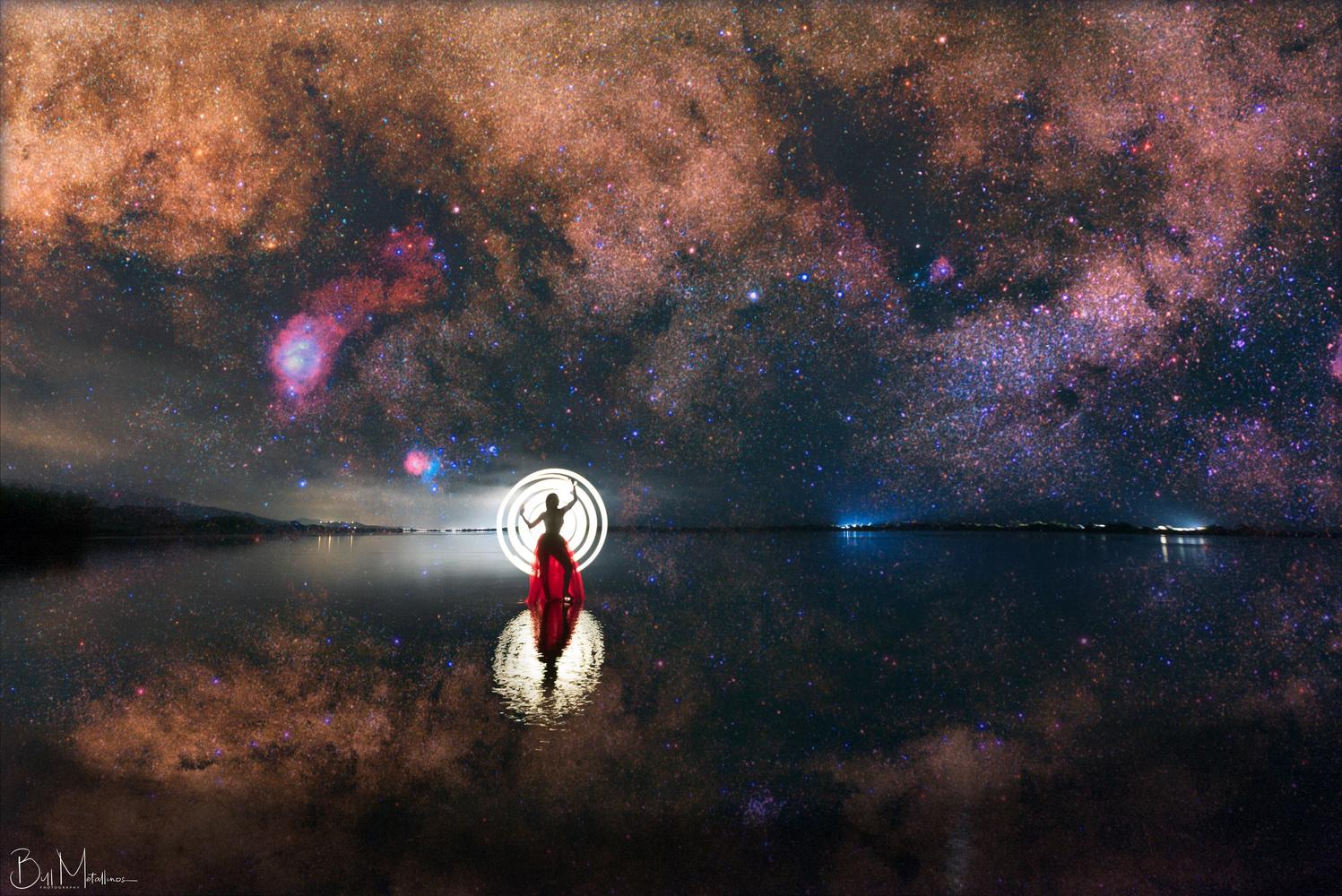 Lagoon of Dreams by Bill Metallinos