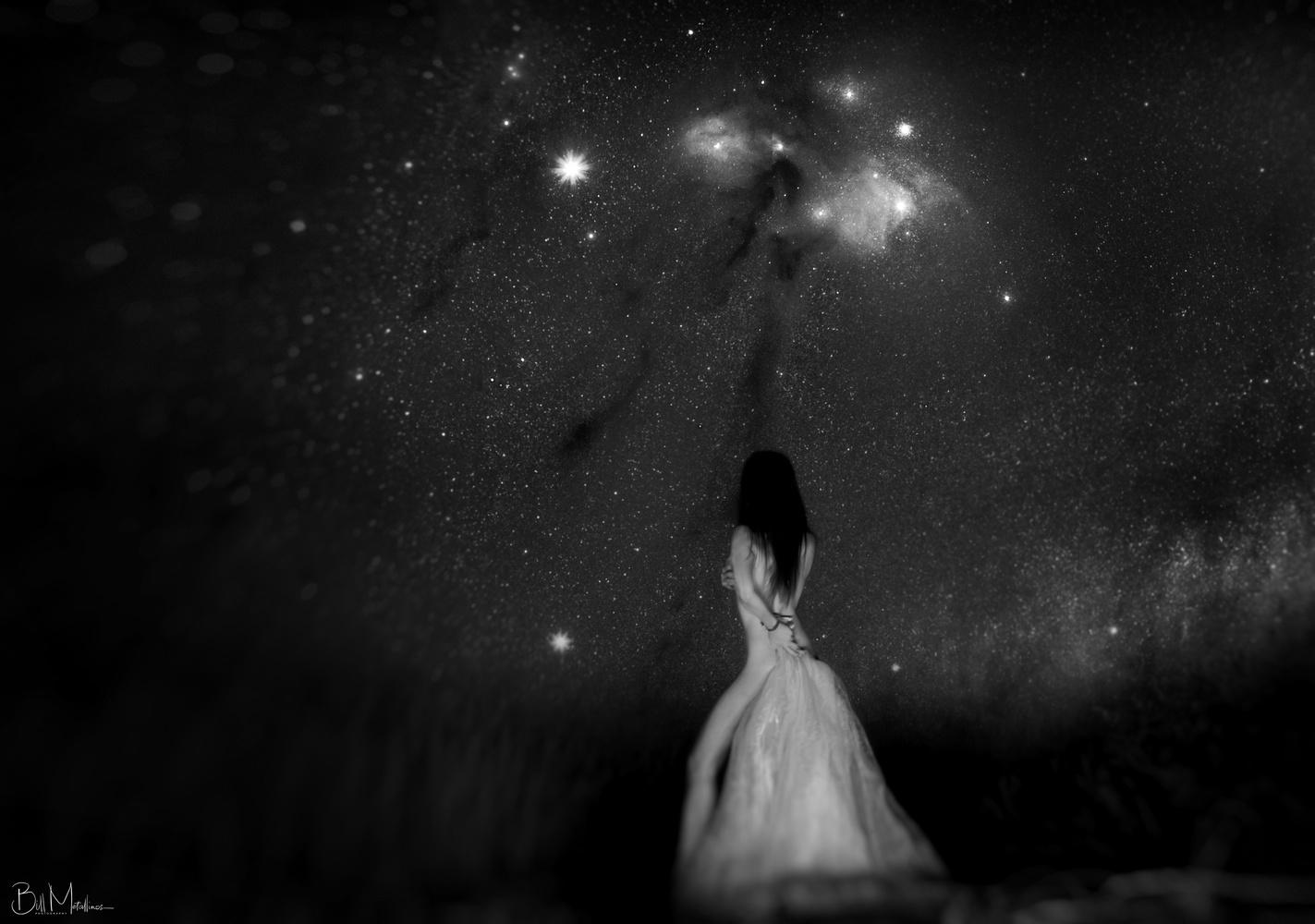 Dark Imagination by Bill Metallinos