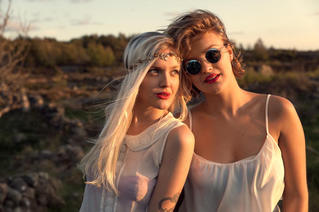 Sisters by Valdemar Hemlin