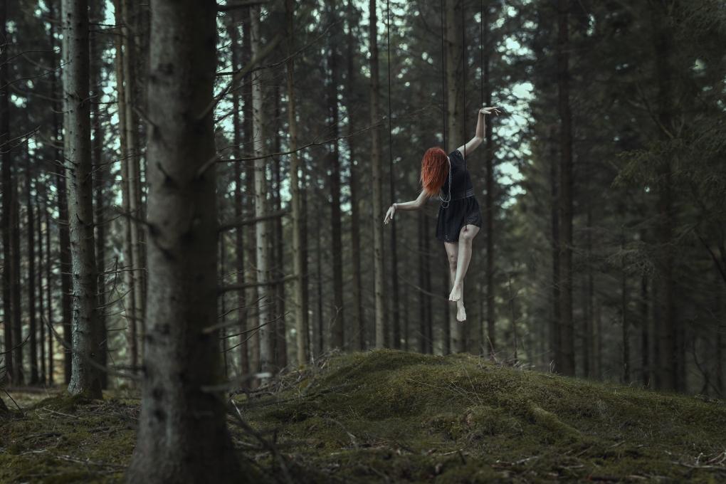Puppet by Valdemar Hemlin