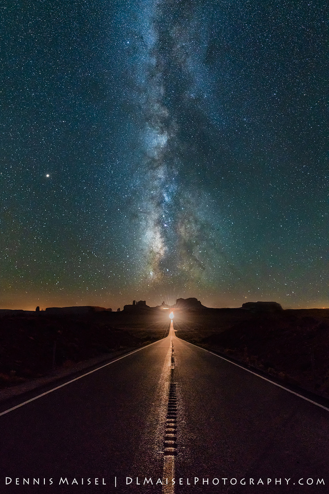 Oncoming Traffic by Dennis Maisel