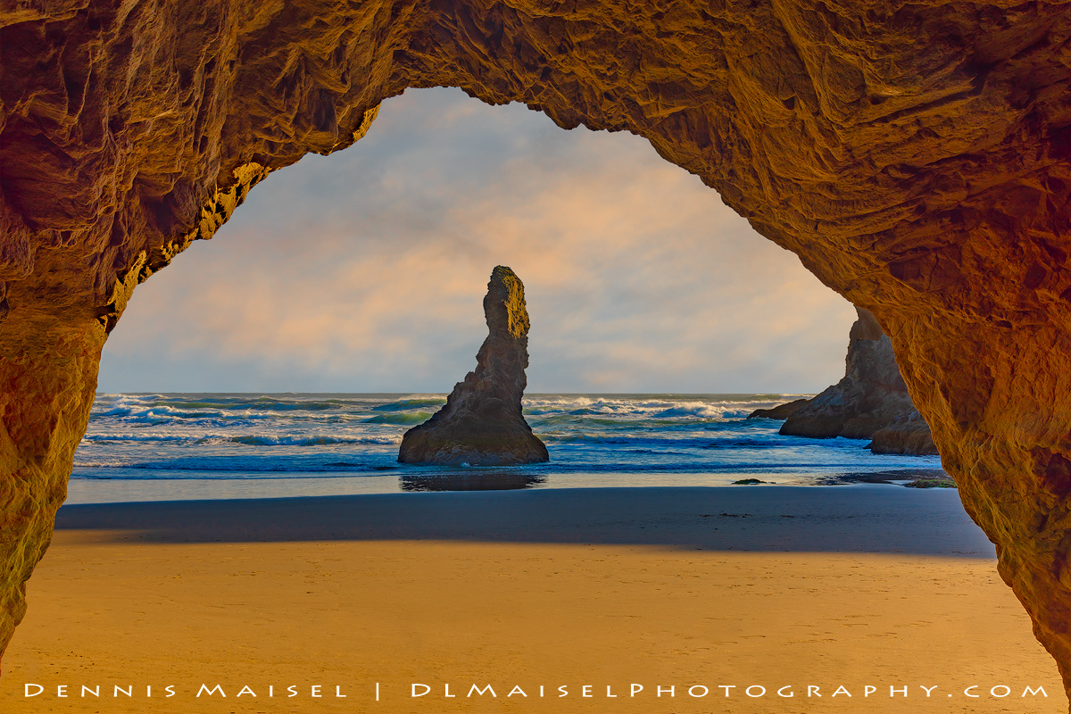 View From The Cave by Dennis Maisel