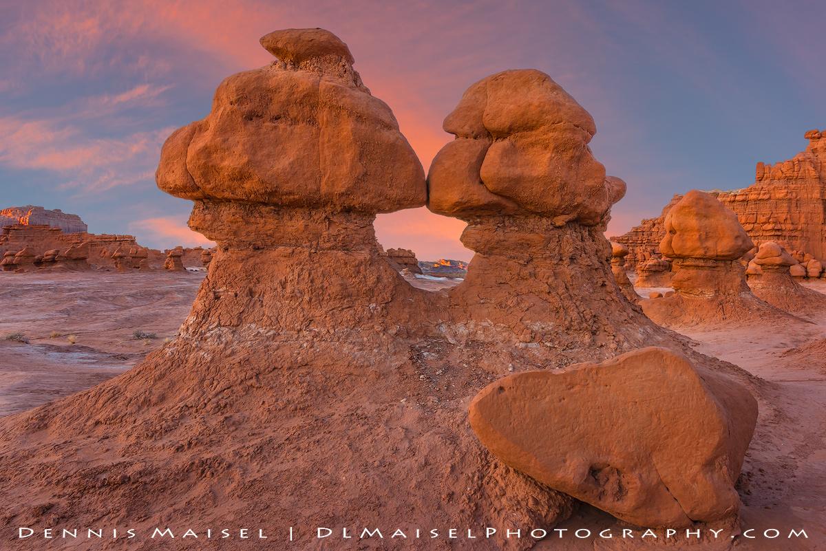 Kissing Rocks by Dennis Maisel