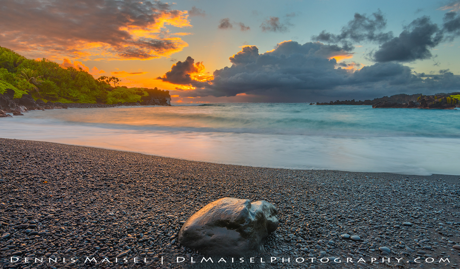 Maui Morning by Dennis Maisel
