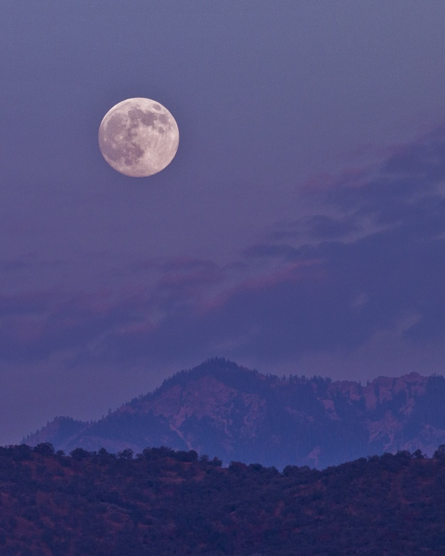 Supermoon 2015 by Anthony and Jessica Perez