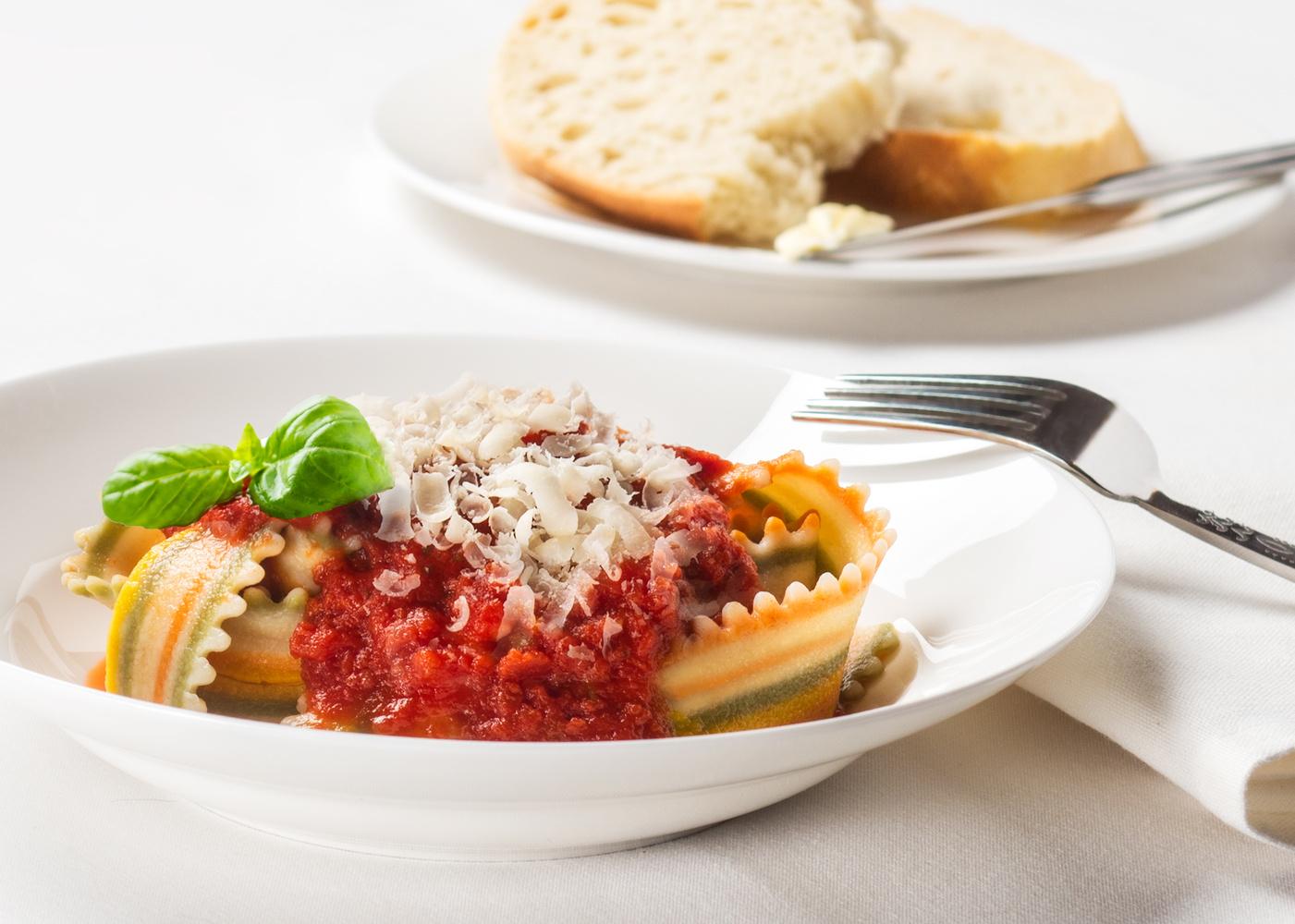 Pasta Marinara by John Dawson