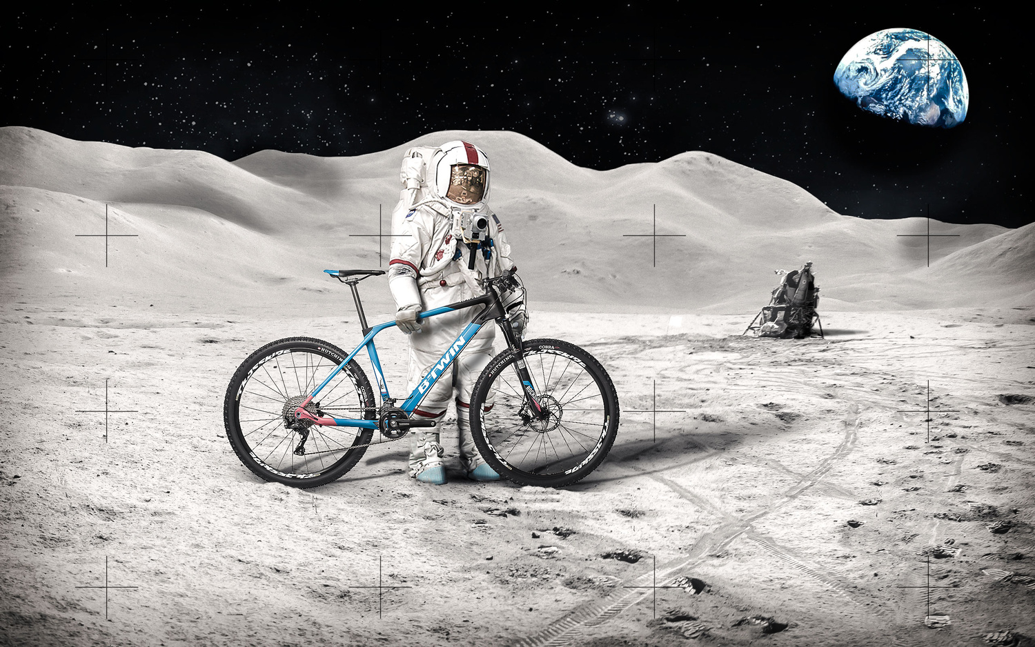 Decathlon bike commercial by Luca Russo