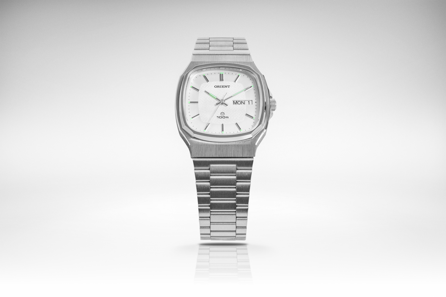 Orient Watch commercial shot by Luca Russo