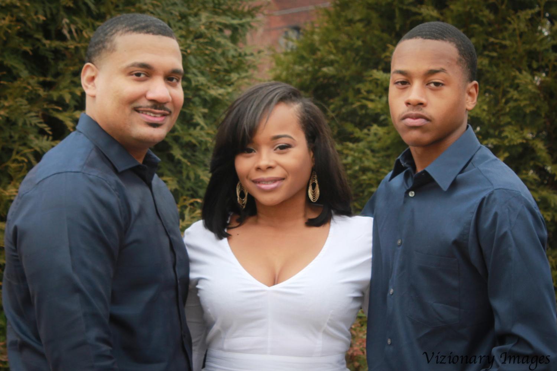Family Affair by Shawn Thompson