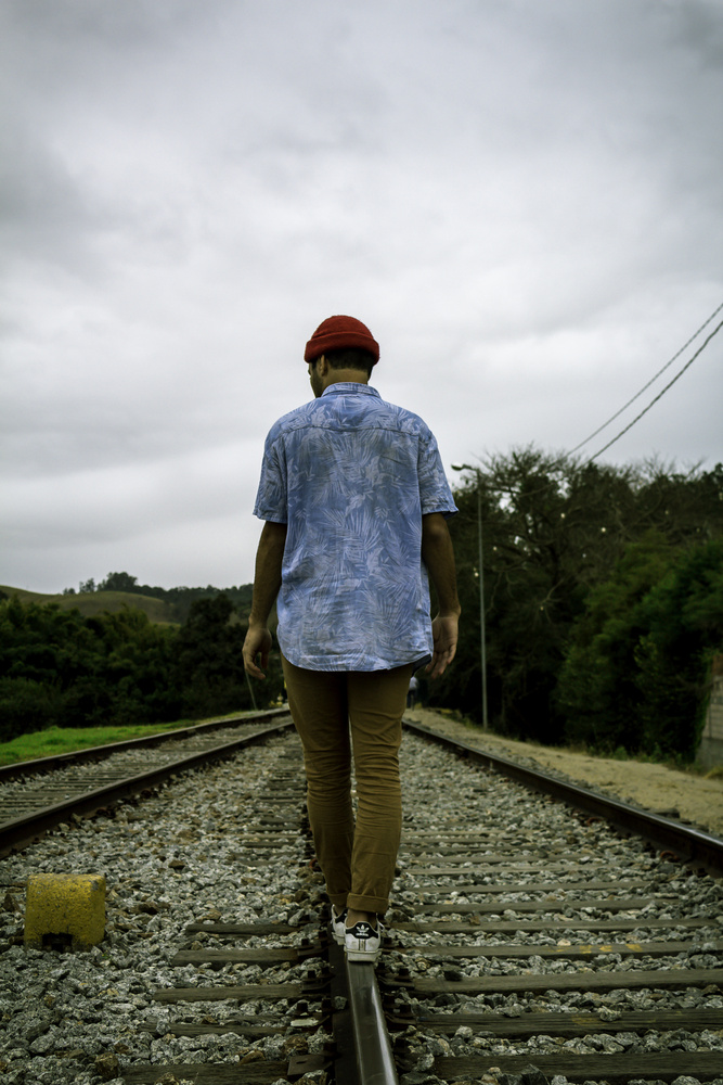 train track 1 by Marcos Assis Santos