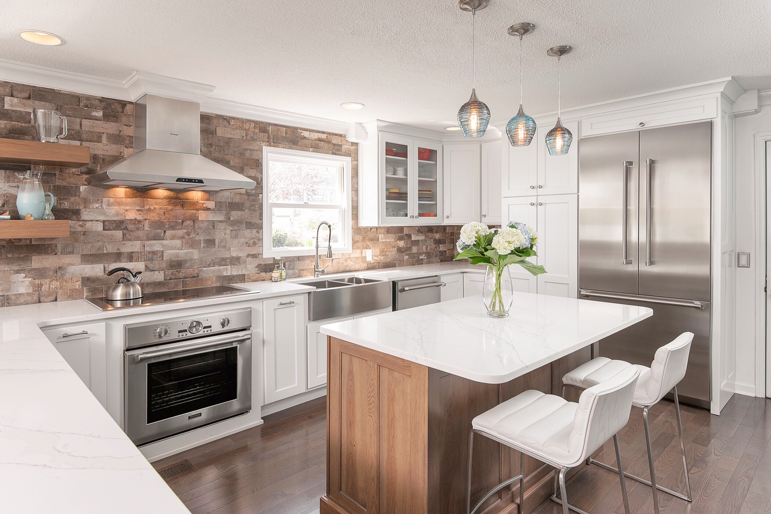 Residential Kitchen by Morgan Nowland