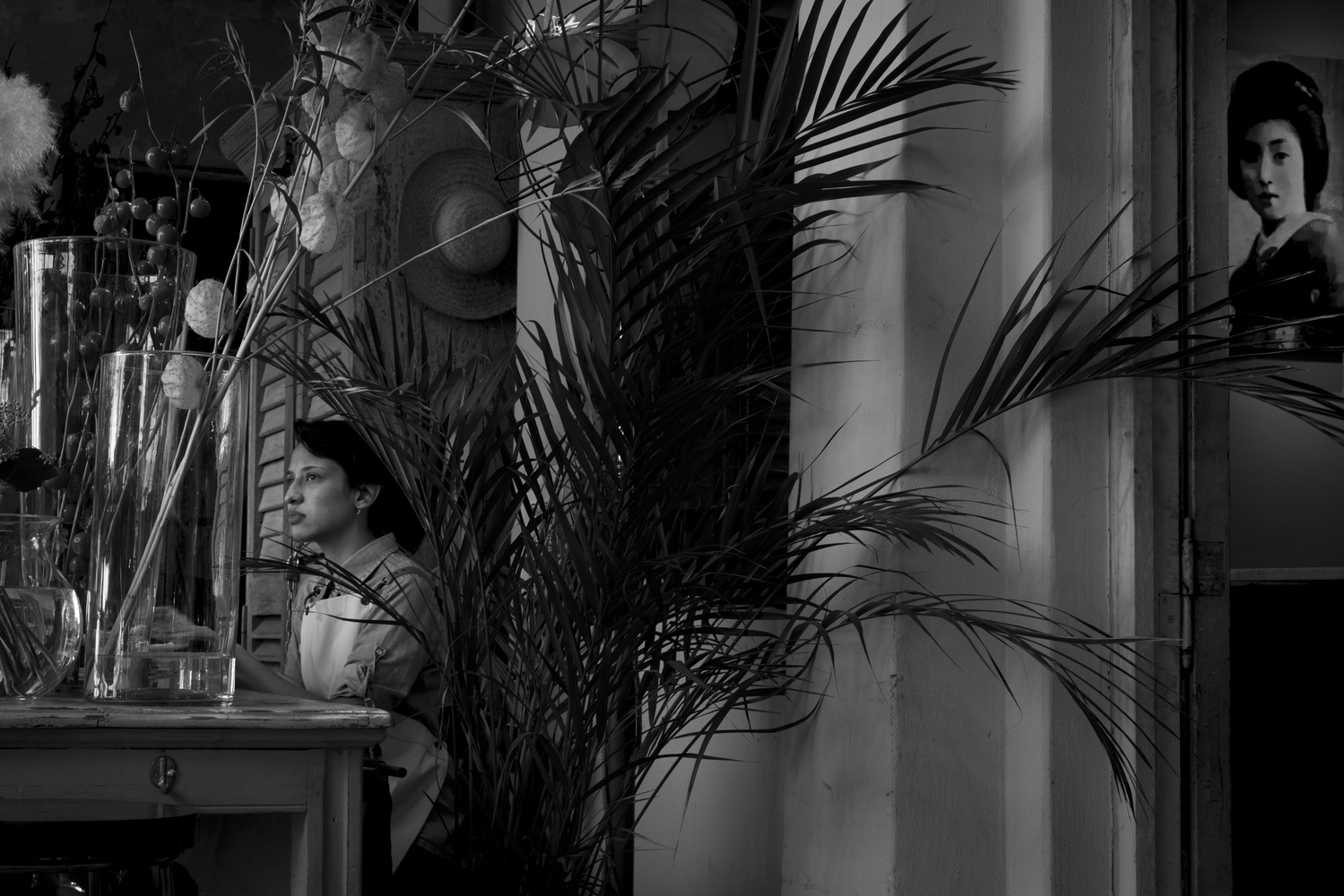 The Florist by Jose Balta