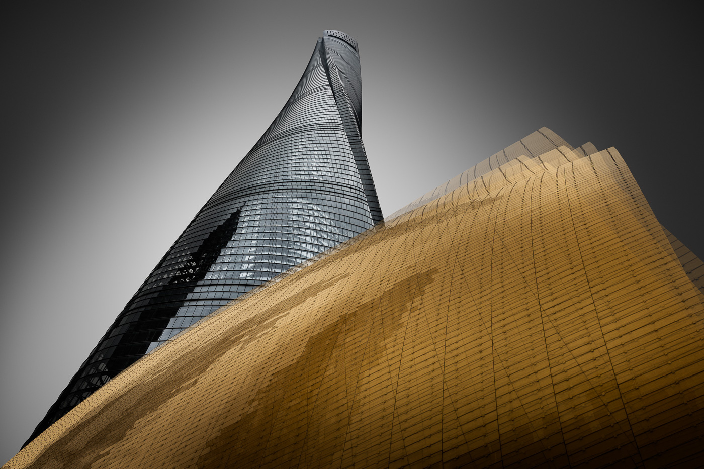 Shanghai Tower  by Jose Balta