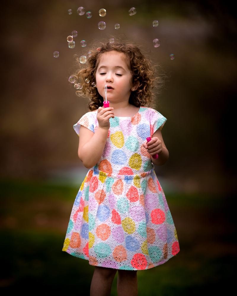Bubble Princess by Michael DeMicco