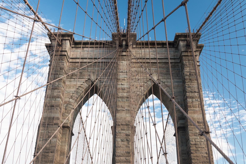 Brooklyn Bridge by Benjamin Prater