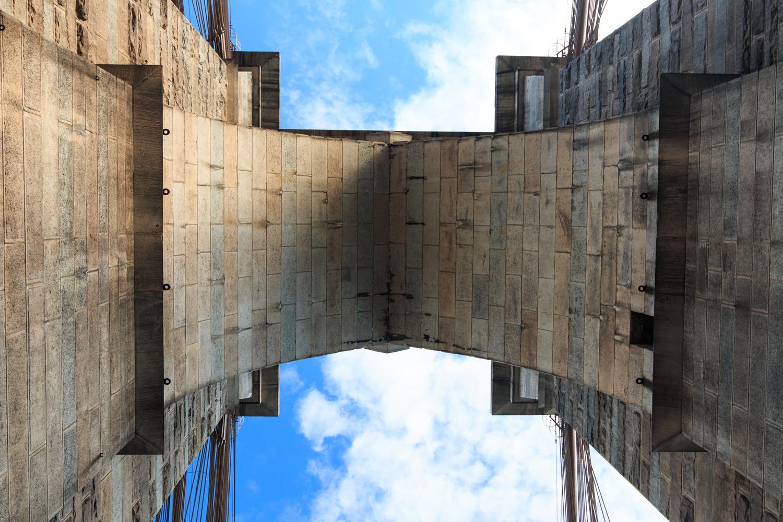 The Brooklyn Bridge by Benjamin Prater