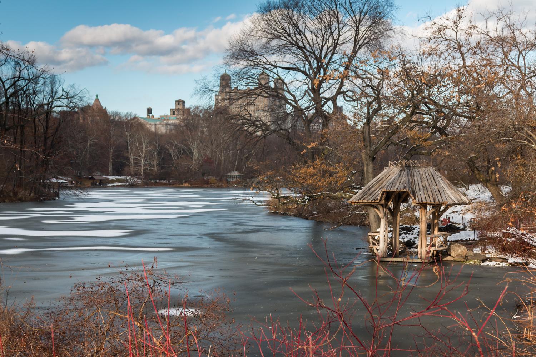 Central Park by Benjamin Prater