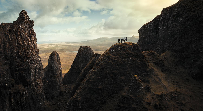 Precipice  by Ben Lockett