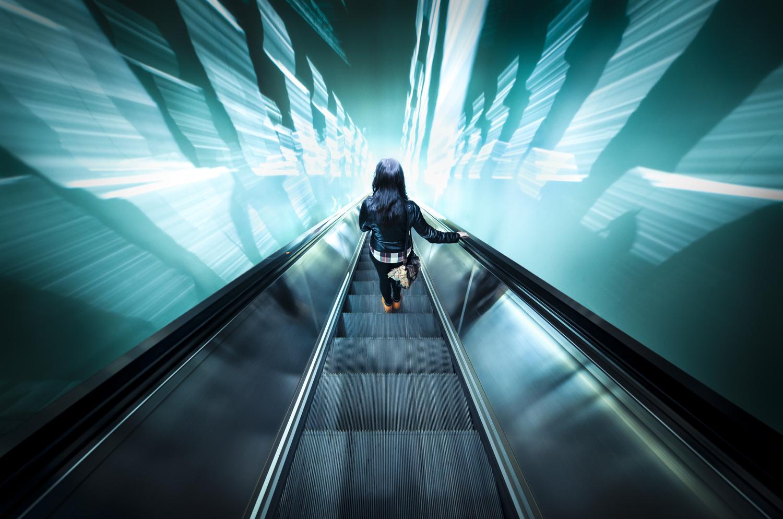 Light Speed by Ben Lockett