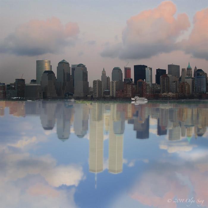 Reflected Memories by Olga Sergyeyeva