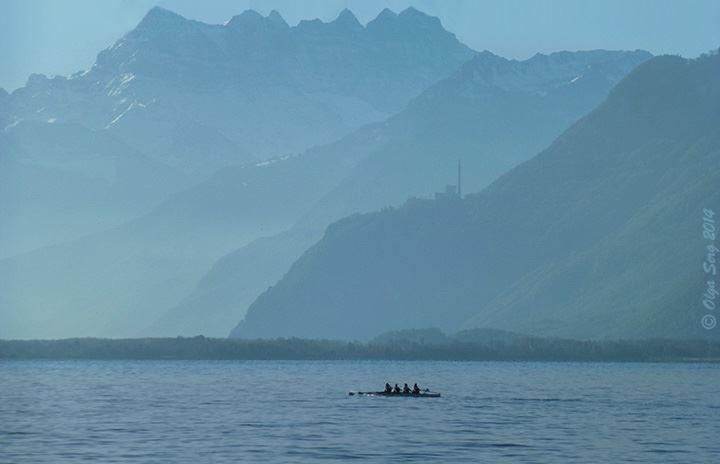 Geneva Lake Rovers by Olga Sergyeyeva