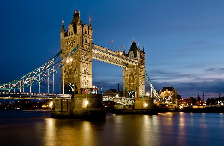 Tower Bridge by Justin Howard