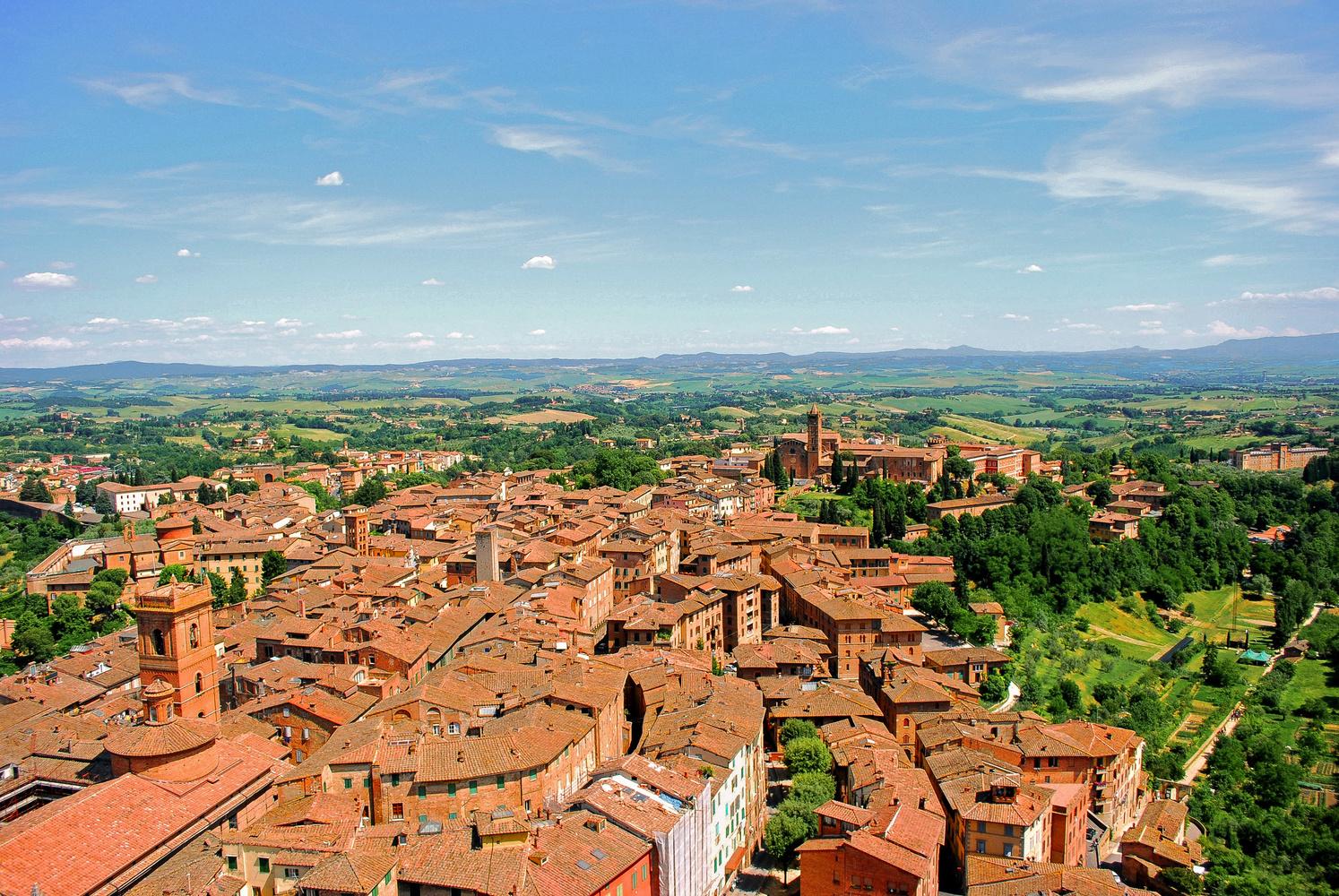 Tuscany by Justin Howard