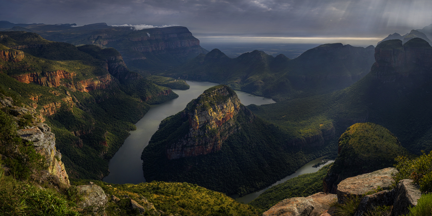 Blyde River Canyon by Lukas Bornheim