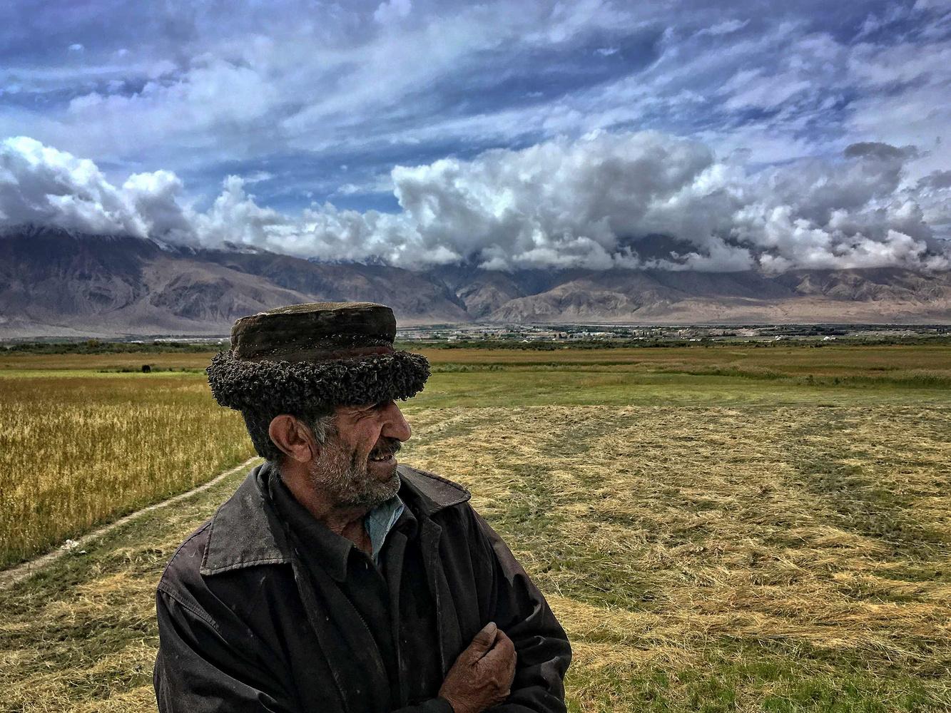 Harvest Man by Ira Jacob
