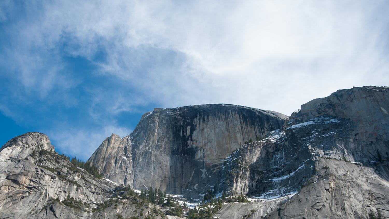 Half Dome  by Travis Bateman