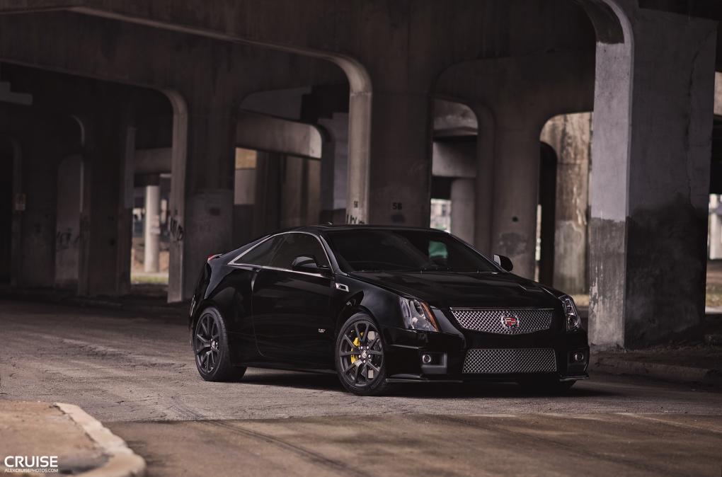 Cadillac CTS-V by Alex Cruise