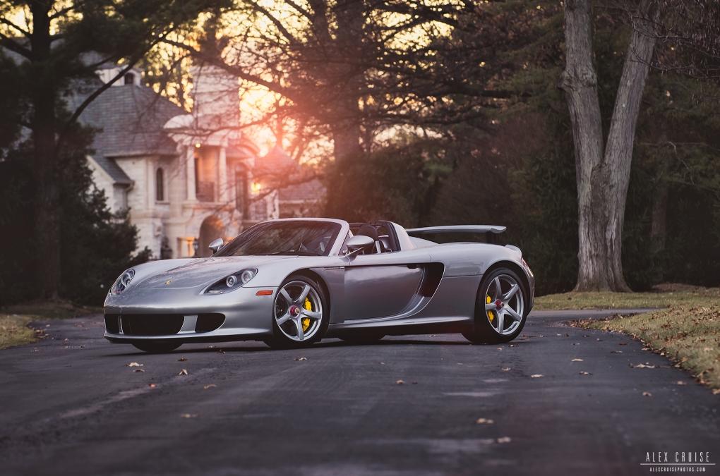 Porsche Carrera GT by Alex Cruise