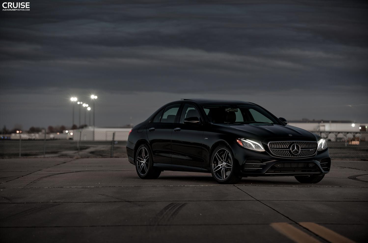 Mercedes E53 AMG by Alex Cruise