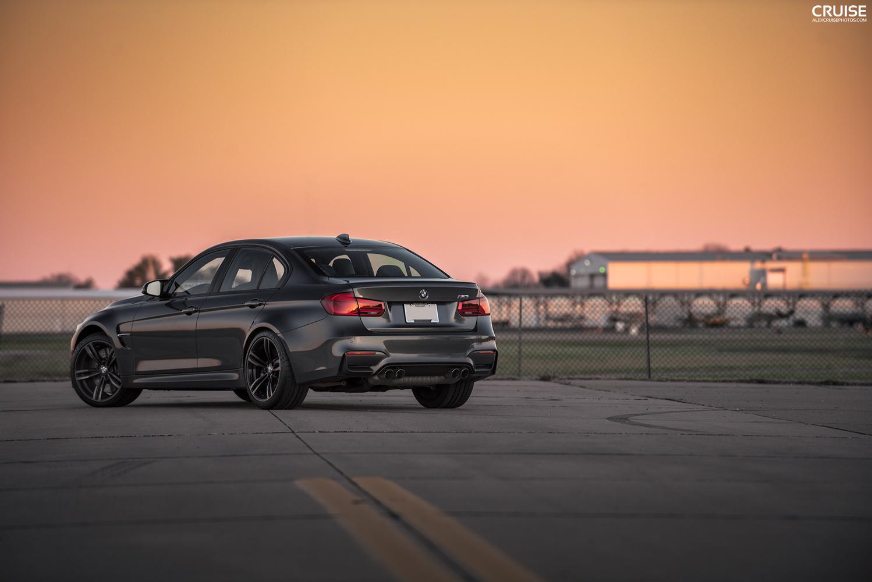 BMW M3 F80 by Alex Cruise