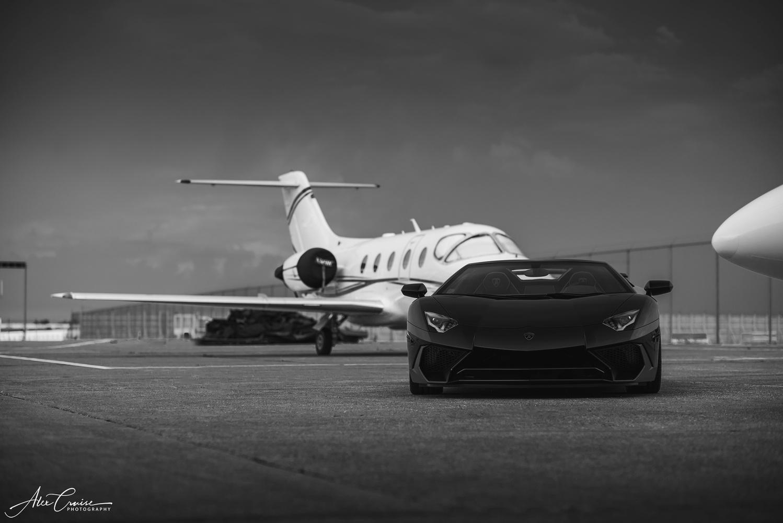 Lamborghini Aventador SV by Alex Cruise