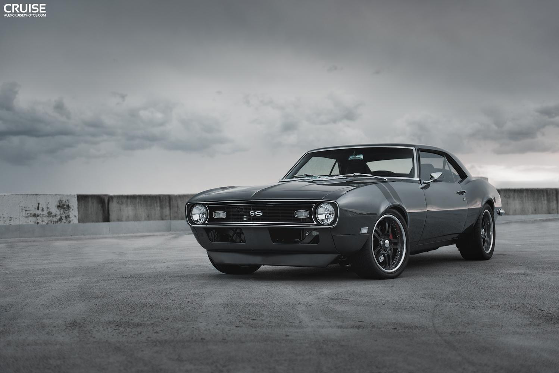 68 Chevy Camaro by Alex Cruise