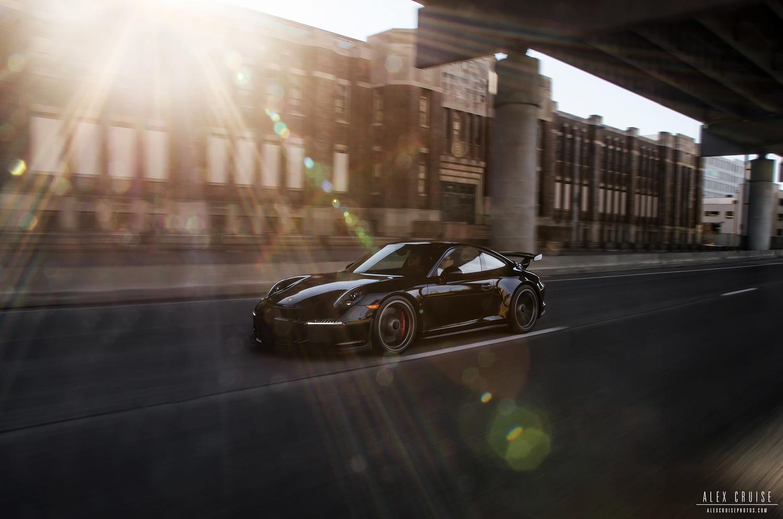 Porsche GT3 by Alex Cruise