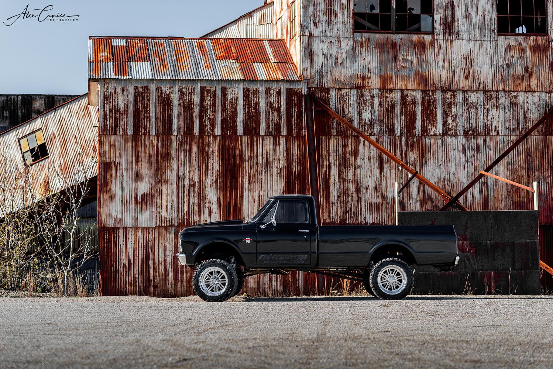 Chevrolet K20 by Alex Cruise